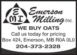 Image for Emerson Milling Inc. WE BUY OA…